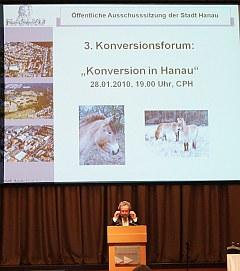 Przewalski-Pferde waren Thema auf dem 3. Konversionsforum in Hanau | Tierarztpraxis-Hanau.de