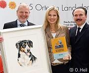 Nina Ruge wird erste Botschafterin des Hundes ! | Tierarztpraxis-Hanau.de