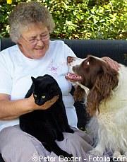 Gemeinsam alt werden | Tierarztpraxis-Hanau.de