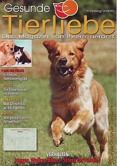 Gesunde Tierliebe, Ausgabe Fruehjahr 2009 | Tierarztpraxis-Hanau.de