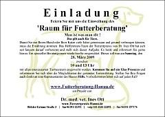 Man ist was man ißt |  Futterberatung-Hanau.de