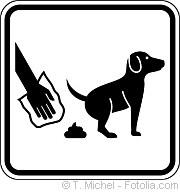 Hundekot - muss weg ! | Tierarztpraxis-Hanau.de